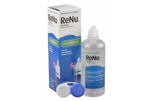 Раствор для МКЛ Renu Multi Plus 240ml
