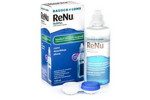 Раствор для МКЛ Renu Multi Plus 120ml